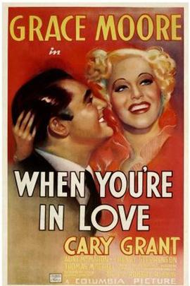当你恋爱时( 1937 )