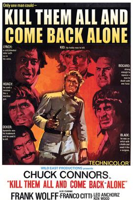 赶尽杀绝然后独自回家( 1968 )