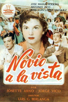 视线中的情人( 1954 )