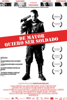 我想成为一名战士( 2010 )