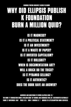 看比尔·庄蒙德烧掉一百万英镑
