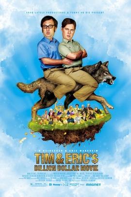 提姆和艾瑞克的十亿美元大电影( 2012 )