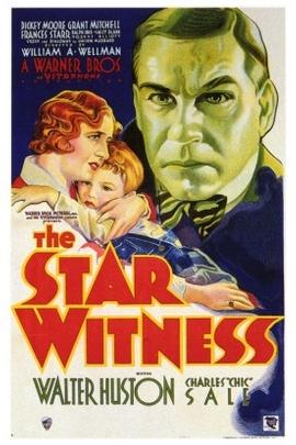 明星证人( 1931 )