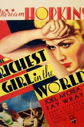 The Richest Girl in the World( 1934 )