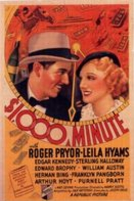 1,000 Dollars a Minute( 1935 )