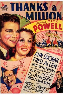 Thanks a Million( 1935 )