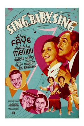 Sing, Baby, Sing( 1936 )