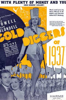 Gold Diggers of 1937( 1936 )
