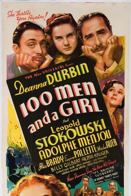 One Hundred Men and a Girl( 1937 )