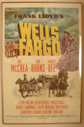 Wells Fargo( 1937 )