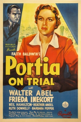 Portia on Trial( 1937 )