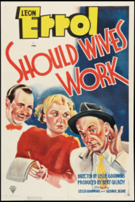Should Wives Work?( 1937 )