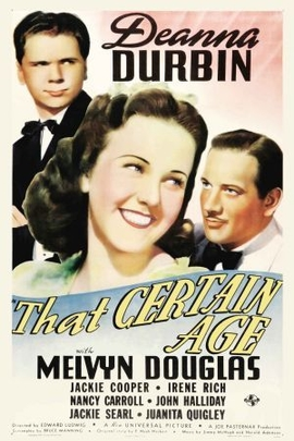 That Certain Age( 1938 )