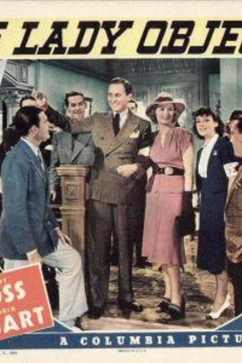 The Lady Objects( 1938 )
