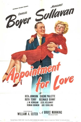 Appointment for Love( 1941 )
