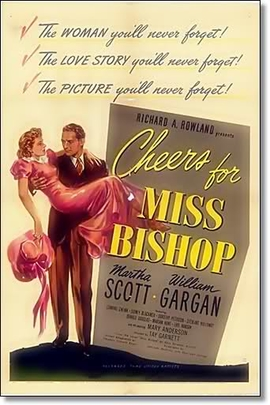 Cheers for Miss Bishop( 1941 )