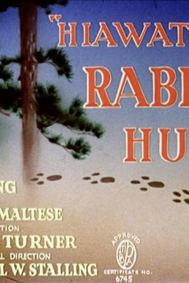 Hiawatha's Rabbit Hunt( 1941 )