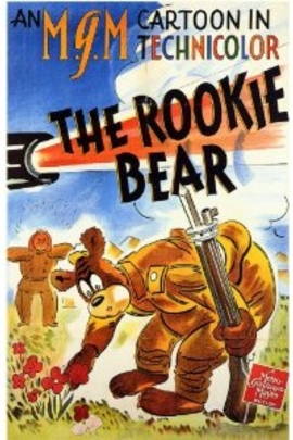 The Rookie Bear( 1941 )