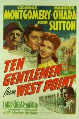 西点十君子( 1942 )