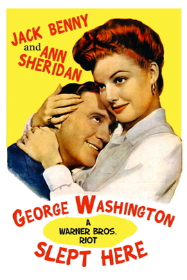 George Washington Slept Here( 1942 )