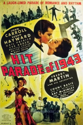 1943年流行音乐排行榜