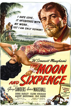 月亮和六便士