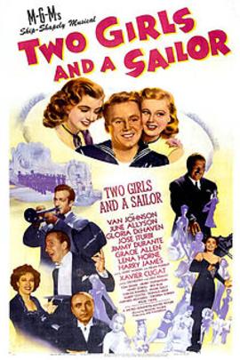 一个裁缝和两个女孩( 1944 )