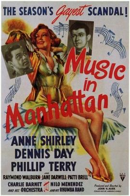 曼哈顿的音乐( 1944 )