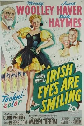 爱尔兰美眸笑眯眯( 1944 )