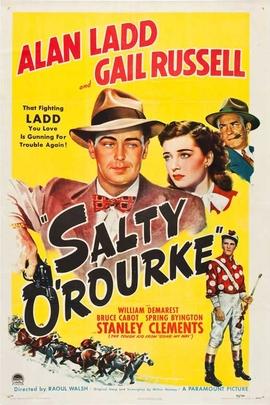 Salty O'Rourke( 1945 )