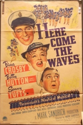 Here Come the Waves( 1944 )