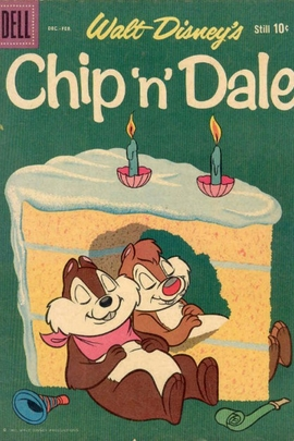 奇奇与蒂蒂( 1947 )