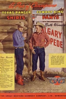 卡尔加里牛仔节( 1948 )
