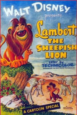 羊妈妈与狮子( 1952 )
