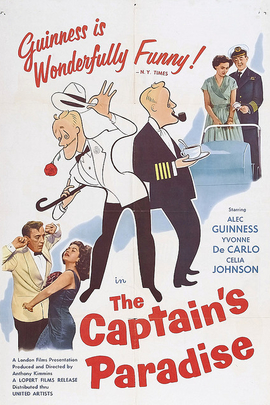 The Captain's Paradise( 1953 )