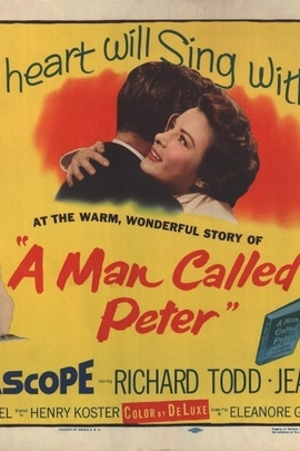 一个叫彼得的人