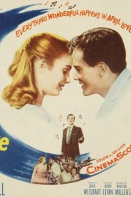 四月蔷薇处处开( 1957 )