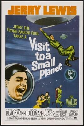 拜访小行星( 1960 )