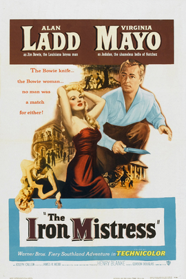 The Iron Mistress( 1952 )