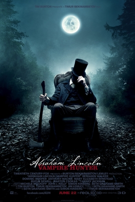 吸血鬼猎人林肯( 2012 )