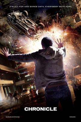 超能失控( 2012 )