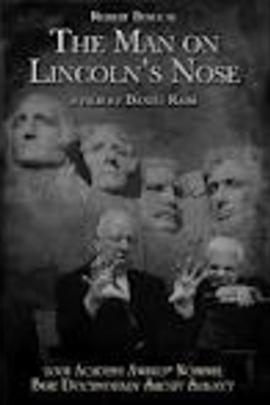 林肯鼻子上的人