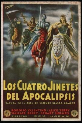 四骑士启示录( 1921 )