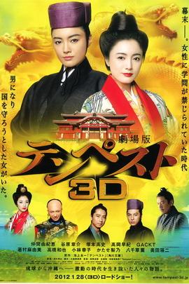 剧场版暴风雨3D( 2012 )