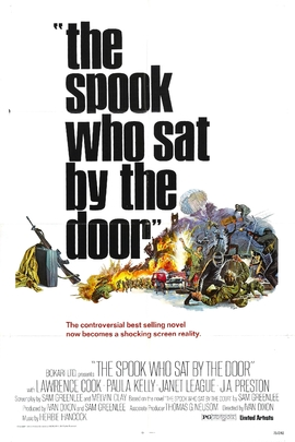 The Spook Who Sat by the Door( 1973 )