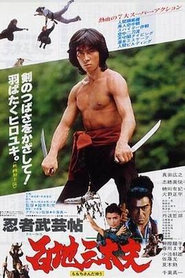 忍者武艺帖:百地三太夫( 1980 )