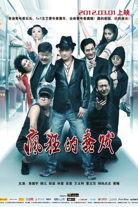 疯狂的蠢贼( 2012 )