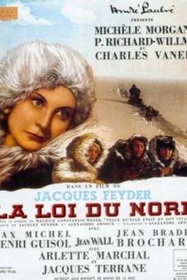 北方的法律( 1939 )