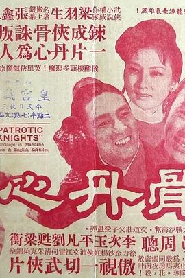 侠骨丹心( 1971 )