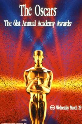 第61届奥斯卡颁奖典礼( 1989 )
